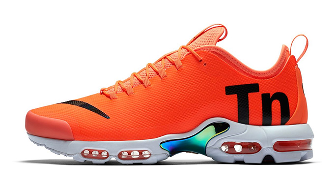 Doblez Abandonado aeropuerto  Turn on and tune in: the Nike Tuned 1 Ultra Arrives in Orange and Black -  The Drop Date