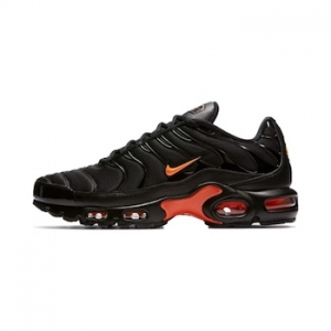 newest collection d9e6e 60df4 Nike Air Max Plus TN SE - Black Total Orange - AVAILABLE NOW ...