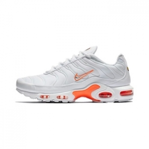 9a34008d7c7b Nike Air Max Plus TN SE - White Total Orange - AVAILABLE NOW - The ...