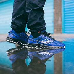 2d4d244b160a Adaptable and Able  On the Streets with the Saucony Grid Excursion TR11 GTX  - The Drop Date