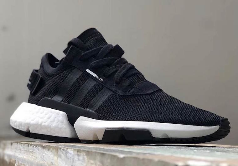 Monochrome Moves Adidas Pod S3 1 The Drop Date