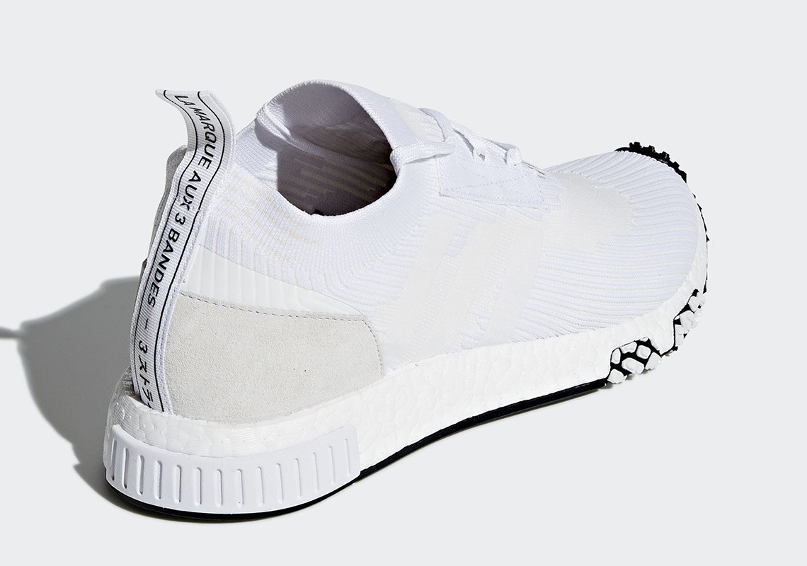 adidas NMD Racer PK All White