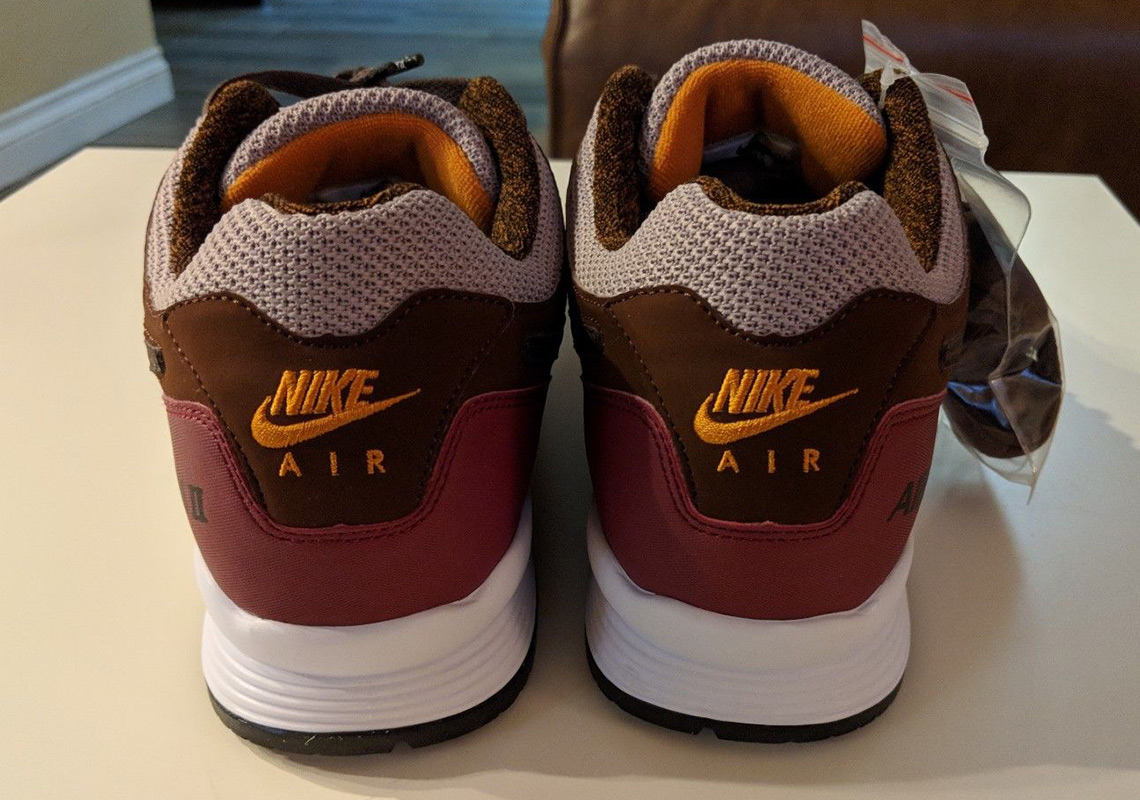 86305538f1197 The Patta x Nike Air Span II Switches It up with a Fall-Ready ...