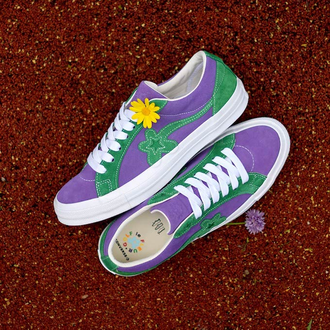 The Converse One Star Golf Le Fleur Gets a Two-Tone Update ...