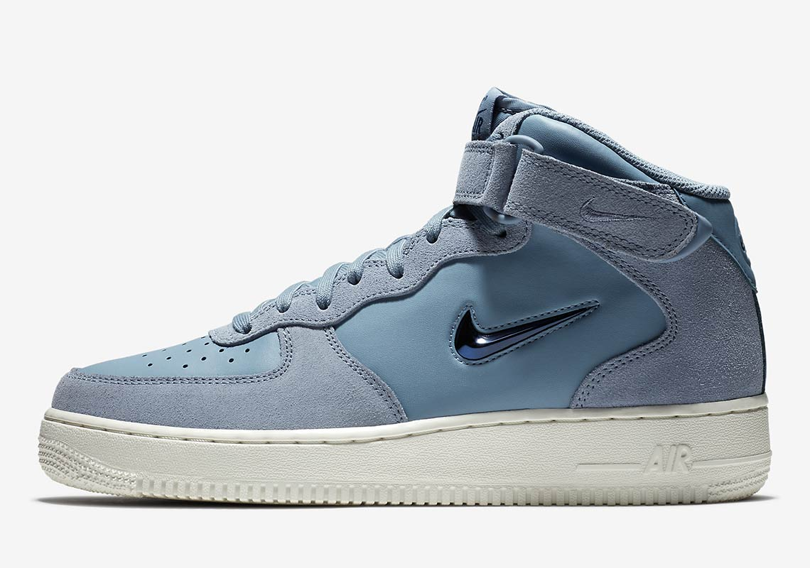 Diamond in the Rough  The Nike Air Force 1 Mid Jewel Gets Two Colour ... 237842662711