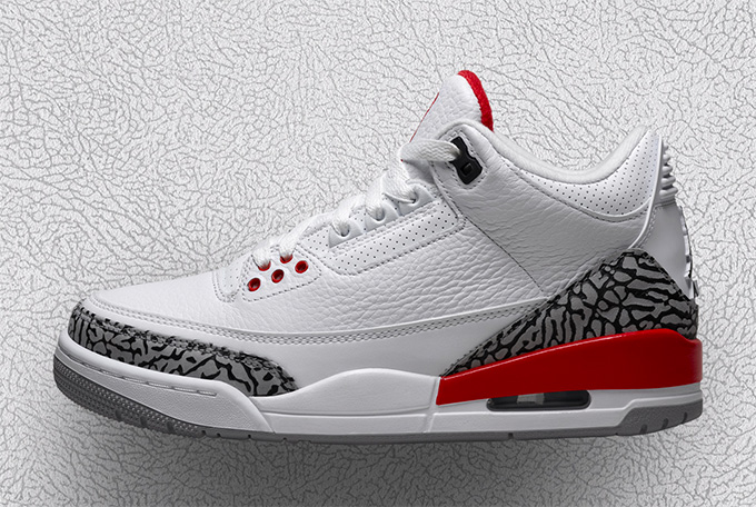 the latest 60b4d d64ef Available Now! The Week of IIIs: Nike Air Jordan III Hall of ...