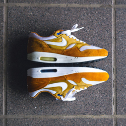 5f4063bc2f The Long-Awaited atmos x Nike Air Max 1 Curry Is Here - The Drop Date