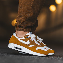 various design where can i buy latest design Nike Air Max 1 Curry: On-Foot Shots by BSTN - The Drop Date