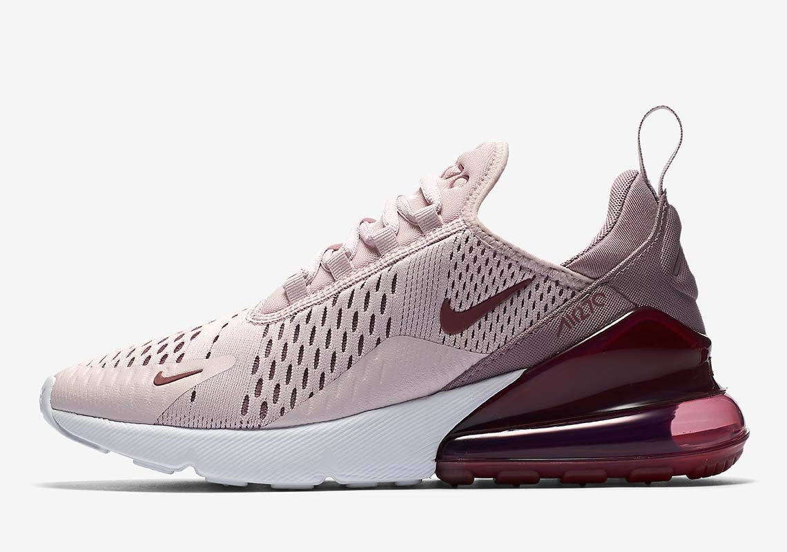 Seeing Red: The Nike Air Max 270 Barely Rose - The Drop Date