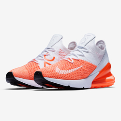 5d7b6636564a Scoop up the Nike Air Max 270 Flyknit Crimson Pulse Today