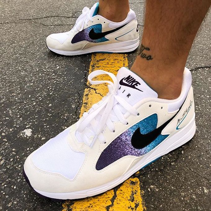 854f860d The NIKE AIR SKYLON 2 RETRO is yet to be given a release date but we'll  keep the news flowing. In the meantime, stock up on the latest footwear  from NIKE by ...