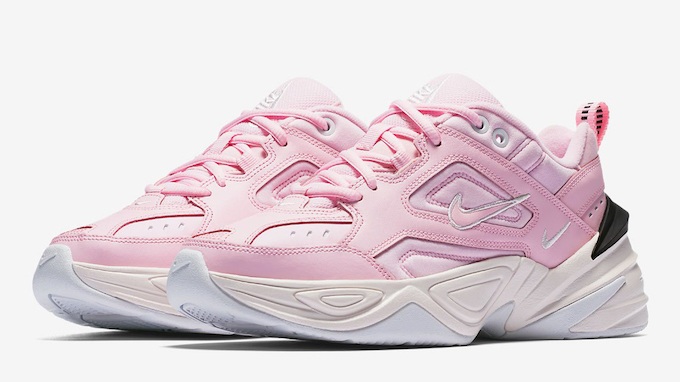 The Nike M2K Tekno Pink Foam is Out Now