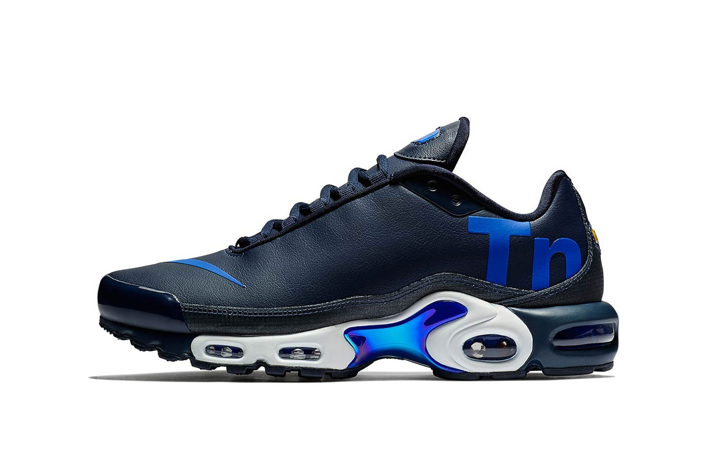 Tuned Air Gets A Remix With The Nike Mercurial Tn In Navy