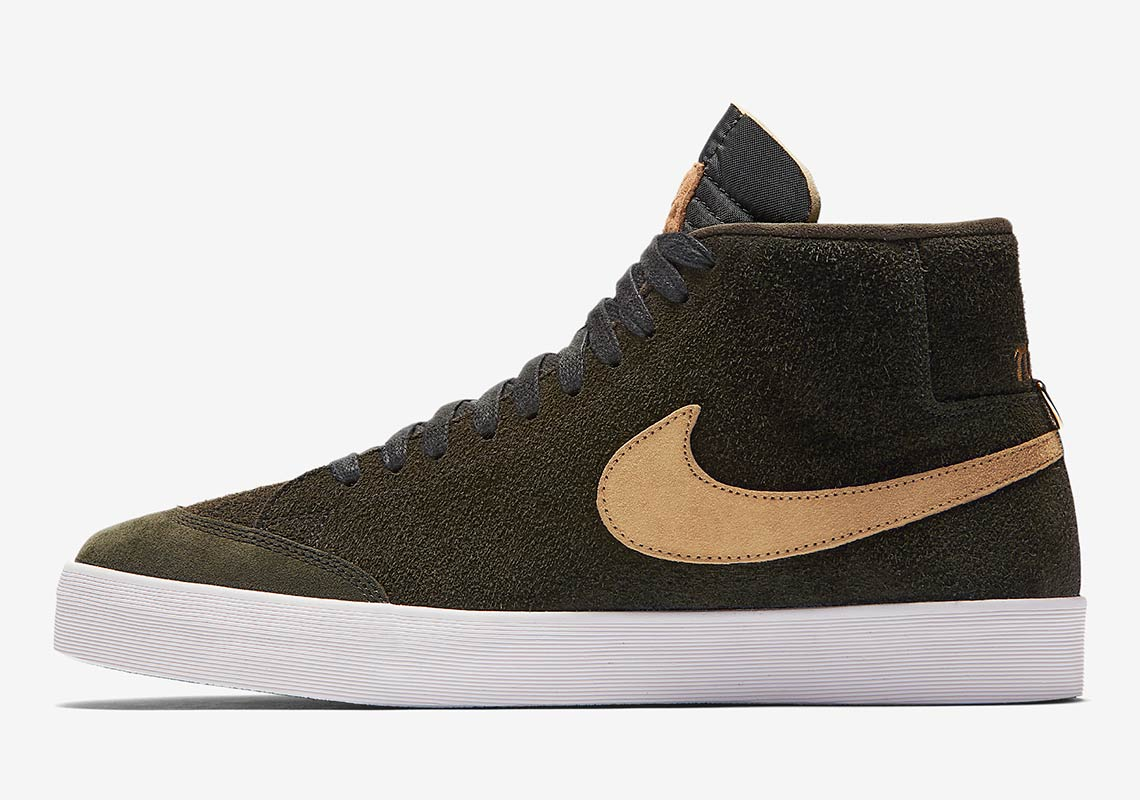 The Nike SB Blazer Mid QS 58 Is Landing This Weekend The