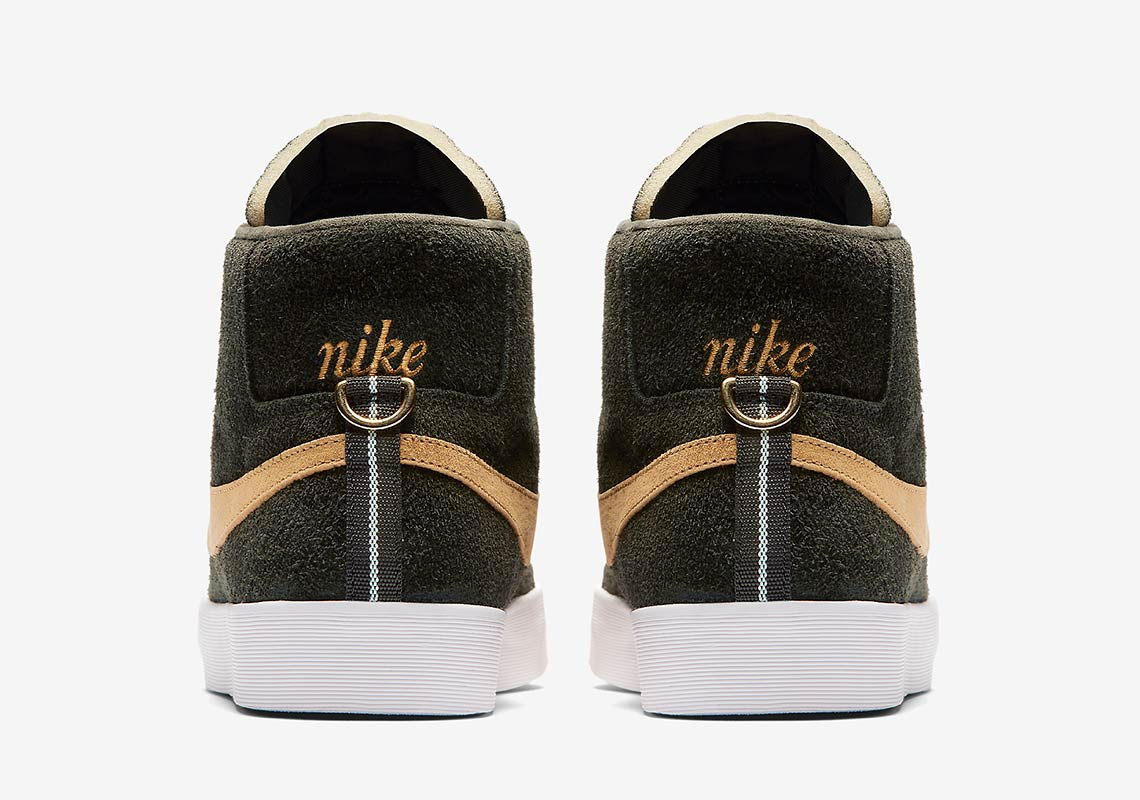 The Nike SB Blazer Mid QS 58 Is Landing This Weekend - The Drop Date 91d713fe19