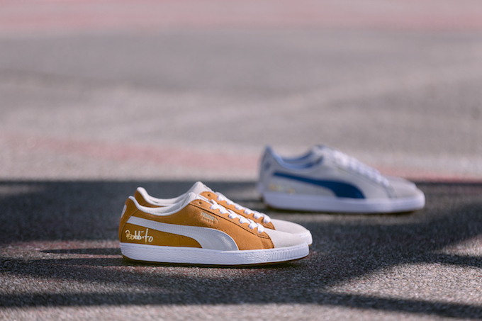 07e2d57501af The PUMA X BOBBITO GARCIA SUEDE is AVAILABLE NOW  follow the banners below  to find out where you can grab a pair of each colourway today.