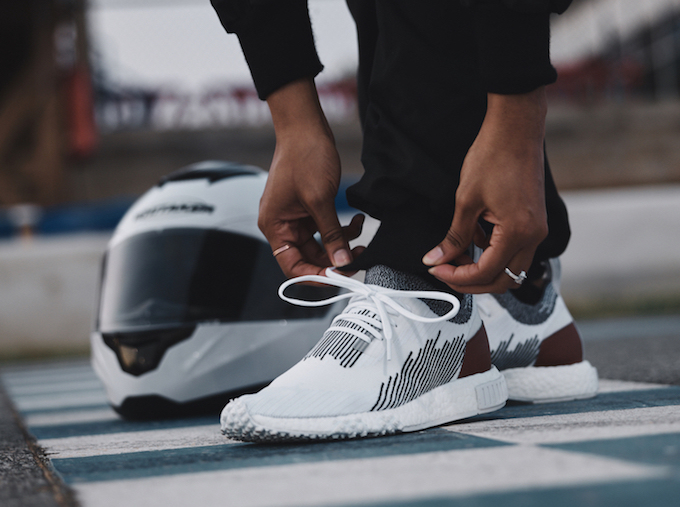 The adidas NMD Racer Monaco Gives a