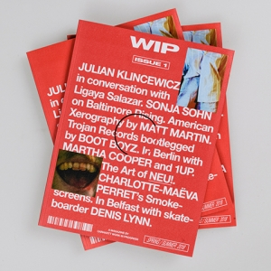 CARHARTT WIP ISSUE 1 MAGAZINE