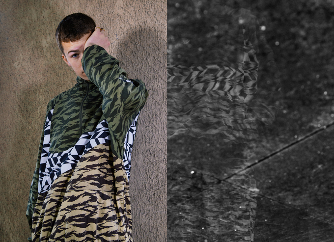 Camo For Days A Closer Look At The Nike Sportswear Swoosh