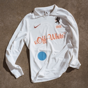 NIKE X OFF-WHITE FOOTBALL, MON AMOUR COLLECTION
