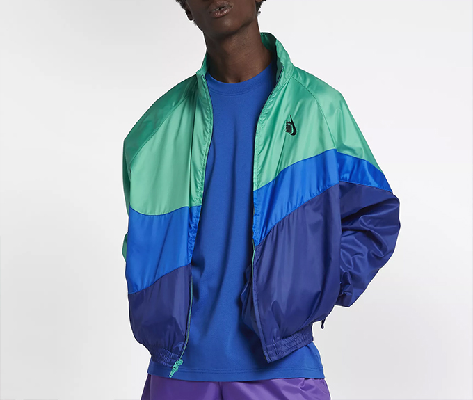 d7c473da3035ad Shake your tail feather with the NIKELAB COLLECTION HERITAGE JACKET ...