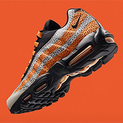 new styles 1014a 3091d Nike Air Max 95 Safari - size  Exclusive