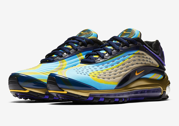 44b7a4d7dc Deluxe Influx: A First Look at the Nike Air Max Deluxe OG Wmns - The ...