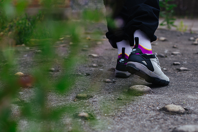 Nike Acg Air Revaderchi On Foot Shots The Drop Date