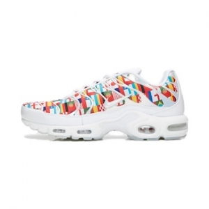Nike Air Max Plus NIC. White   Multi. Style Code  AO5117-100. With the World  Cup ... 864b6b0c1