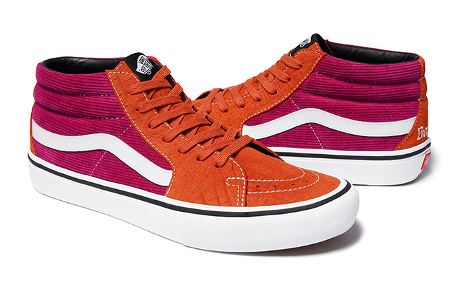 6278ddffc1 Cold Lampin  in Midtown  the Supreme x Vans Lampin   Sk8-Mid ...