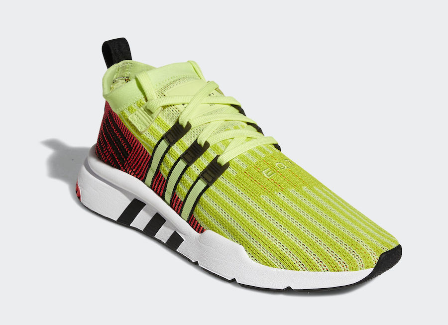 check out 4a00c ff353 adidas EQT Support Mid ADV Primeknit Glow