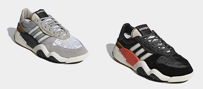 e5063fd37 Turn Up with the Alexander Wang x adidas Turnout Trainer - The Drop Date