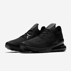 huge discount 77780 0eff5 The Nike Air Max 270 Flyknit is Back in Black - The Drop Date