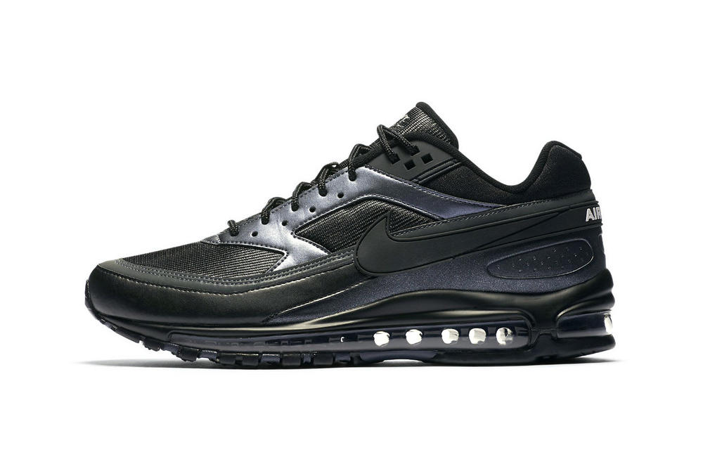 Nike Air Max 97 / BW Gets Blacked Out