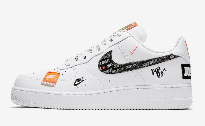 87b3ec534e93 The NIKE AIR FORCE 1 LOW 07 PRM JUST DO IT is AVAILABLE NOW  follow the  banner below to find out where you can pick up a pair when they land.