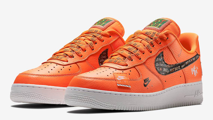 Turn With Air Prm Nike Force 07 The Do 1 Pack Just Heads It Low xshdQtrC