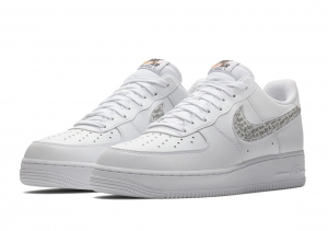 76db32a78c90 Represent the Swoosh with Nike Air Force 1 Low Just Do It Logos