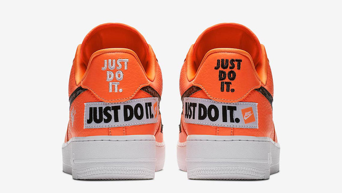 4489b4eaca48 The NIKE AIR FORCE 1 LOW 07 PRM JUST DO IT is AVAILABLE NOW  follow the  banner below to find out where you can pick up a pair when they land.