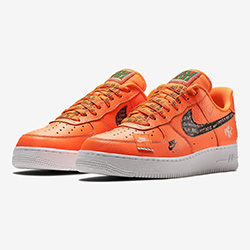 newest collection 2e818 da954 Turn Heads with the Nike Air Force 1 Low 07 PRM Just Do It Pack
