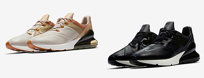 pretty nice 0d954 d02d8 The Nike Air Max 270 Gets a Premium Upgrade - The Drop Date