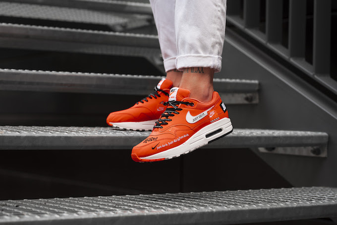 newest 2fa45 63a4f Nike WMNS Air Max 1 Just Do It