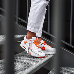 deaab5f36a3501 Nike WMNS Air Max 1 Just Do It  On-Foot Shots by OVERKILL
