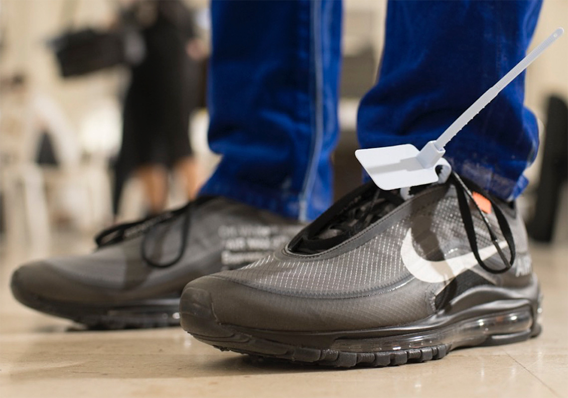 the latest 67267 2bdbb More Off-White x Nike Air Max 97's Are on the Way - The Drop ...