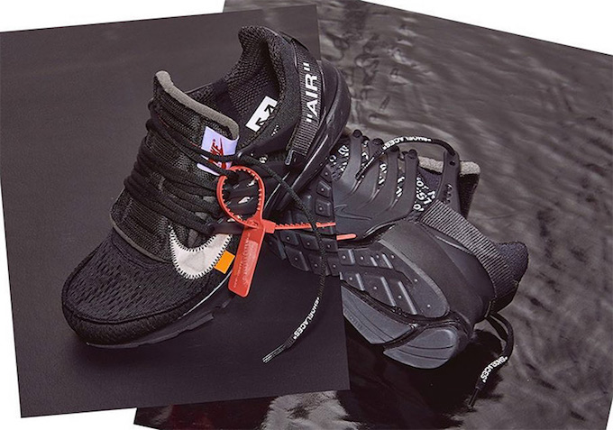 365eeef32816 The OFF-WHITE x Nike Air Presto is Returning in Black and White ...
