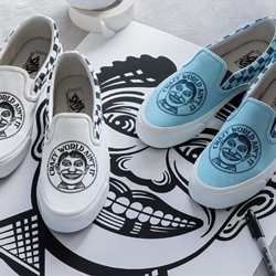 37949b7760 Releasing This Weekend  Vans Vault x John Van Hamersveld