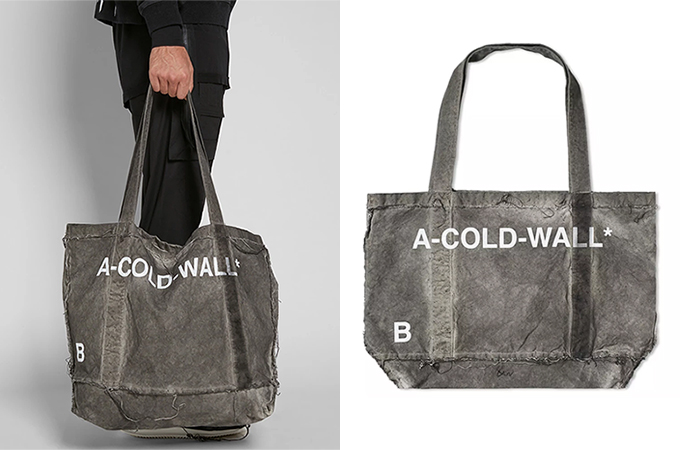 A-COLD-WALL* AW18 COLLECTION DROP 1 END.