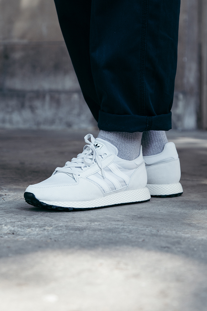 Adidas Forest Grove On Foot Shots The Drop Date