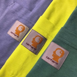 In this weather you'll need 3 t-shirts and 4 showers per day. Make 'em count with CARHARTT WIP X BRAIN DEAD.