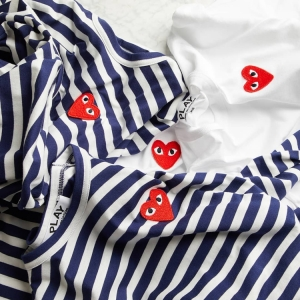 All work and no COMME DES GARÇONS PLAY makes Jack a dull boy. Click the pic to get some fun into your life.