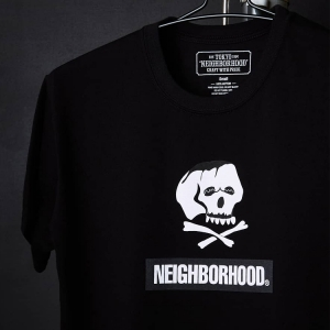 Forget summer, go gothic with the latest arrivals from NEIGHBORHOOD. Click the pic to shop the drop.